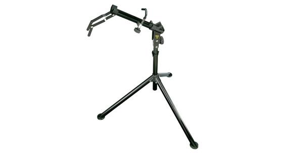 Topeak PrepStand Max polkupyörän korjausteline , harmaa